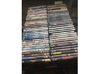 DVDs - Total of 70 - Cert. 15 and 18 - Ideal for selling at a Car Boot- 2-sensible offers considered