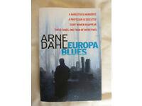 NEW 'EUROPA BLUES' BY ARNE DAHL
