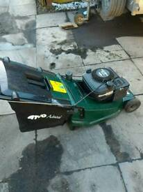 Atco Admiral petrol lawnmower