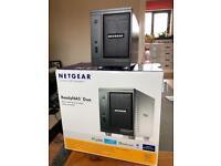NETGEAR ReadyNAS DUO 500gb