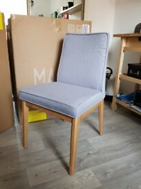 4x Made dot com Dining Chairs