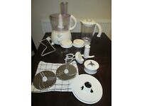 Kenwood Multi Pro Food Processor everything included