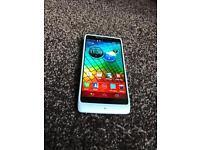 Motorola RAZR I XT890 white unlocked
