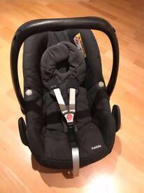 Maxi-Cosi Pebble Baby Car Seat - Black Lines
