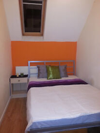 Clean Tidy Double Room To Let for Professionals - Christchurch
