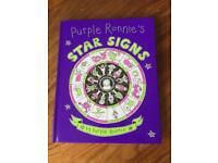 Purple Ronnie's Star Signs BRAND NEW