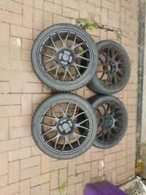 Ace 4x108 Peugeot fitment alloys