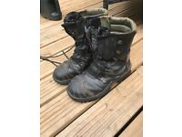 cofra chainsaw boots