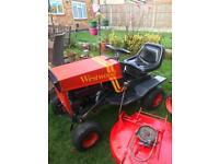 2 Westwood garden tractors
