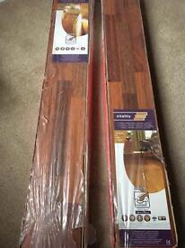 2 packs of new Vitality Borneo Merbau laminate flooring