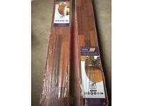 2 packs of new Vitality Borneo Merbau laminate flooring
