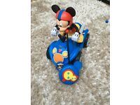 Mikey Mouse radio controlled bike