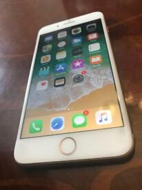 iPhone 8 Plus 64GB Gold Factory Unlocked Fully Working