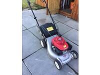 "Honda izy 18"" self propelled lawnmower"