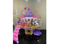 My Little Pony Castle and Characters