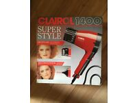 CLAIROL 1400 HAIRDRIER