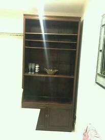Bookshelf/ Display Cupboard