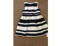 Girls dress age 12-18m