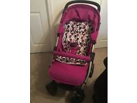 Mamas and papas Luna buggy/pushchair