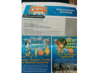 Flamingo Land Theme Park Tickets X2 Adults 29 October 2016 Special Event Tickets