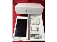 Iphone 6s silver unlocked 64gb