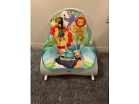 Fisher price bouncer -baby chair