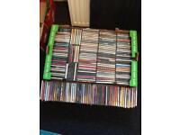 Job lot of CDs Approx 220