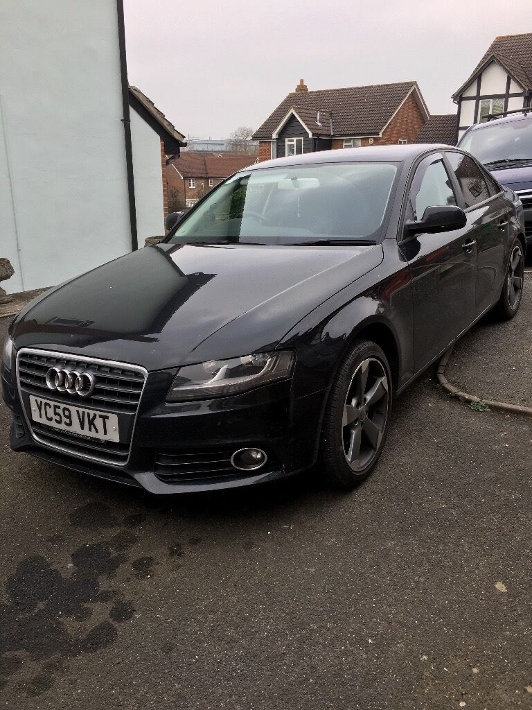 audi a4 b8 1 8tfsi s line black edition 2009 in maidstone kent gumtree. Black Bedroom Furniture Sets. Home Design Ideas