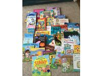 Large bundle of children's books