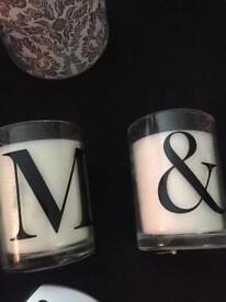 Initial Candles