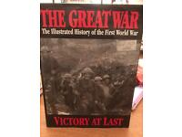 "The Great War ""Victory at Last"""