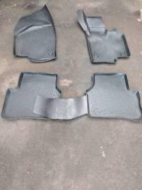 Volkswagen Passat rubber matts