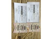 2 x Paloma Faith Premier Enclosure tickets at Newmarket Races - Friday 22nd June