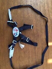 Walking harness / reigns adjustable