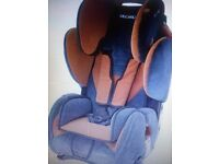 Child recaro young sport car seat