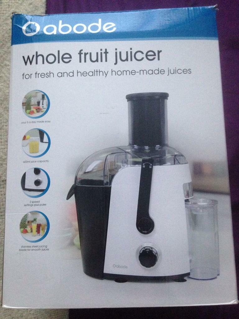 Food juicer