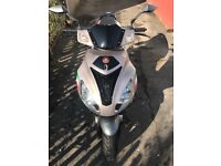 Imola Rs Moped