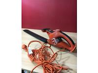 Black and decker Electric hedge trimmers GT501 TYPE 2 500W