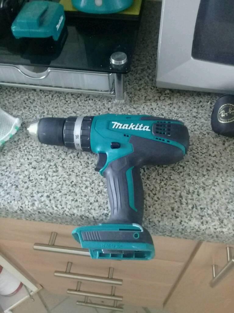 Brand new makita drill