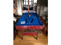 Pool Table by Pot black