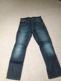 Original G Star jeans dark blue denim