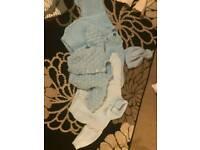 bundle of boys clothing, newborn - 18 months