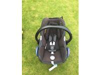 Maxi cosi cabrio fix first stage car seat