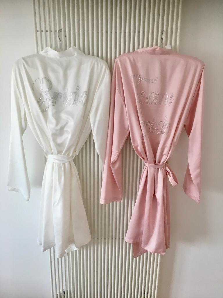 WEDDING/BRIDESMAID DRESSING GOWN | in Gilmerton, Edinburgh | Gumtree