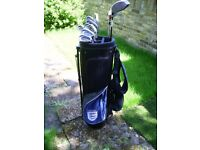 Set Of R.Handed golf clubs
