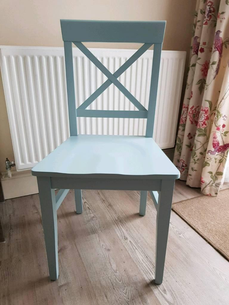 Duck Egg Blue Chair John Lewis Dinning Chair Kitchen