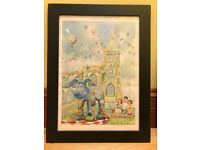 2 Wallace and Gromit Grand Appeal Prints