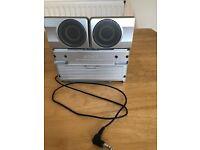 Sony SRS-T70 Active Speakers