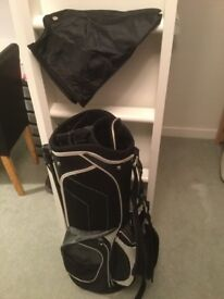 Quality golf bag, nearly new