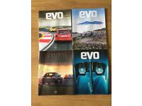4 EVO car magazines 2017